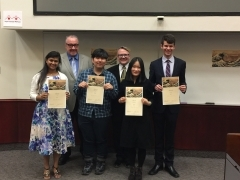 The 20th Atlantic Canada Japanese Language Speech Contest (March 10, 2018)