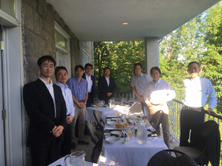 Meeting with representatives of the Japanese Chamber of Commerce in Montreal (June 19, 2020)