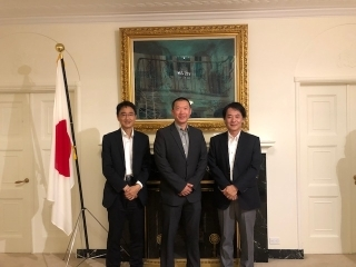 Meeting with representatives of Japanese Canadian Cultural Centre of Montreal (July 10, 2020)