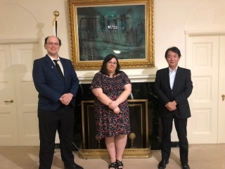 Meeting with representatives of Otakuthon (July 15, 2020)